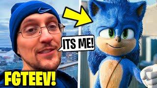 6 YouTubers SECRETLY HIDDEN in MOVIES! (FGTeeV, DanTDM & FV FAMILY)