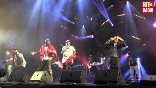 Hek Lili Nifi / Shekini de P-Square feat Barbapappa à Mawazine 2015 avec HIT RADIO