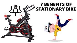7 BENEFITS OF STATIONARY BIKE WORKOUT