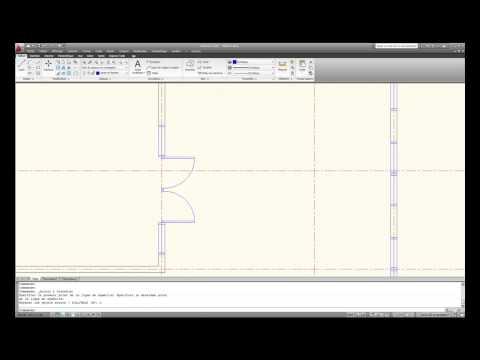 Search result youtube video dessiner maison for Plan de maison avec autocad