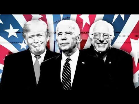 Trump Says Biden Is 'Bernie Sanders On Steroids'