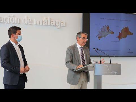 Avance del informe sobre efectos del cambio climático en la provincia de Málaga