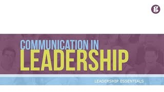 Communication in Leadership