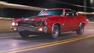 '70 Chevelle SS in Jack Reacher