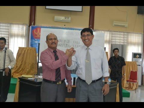 Dok Humas Untad, Selamat Atas Terpilihnya Dr. H. Lukman, M.Hum Sebagai  Dekan FKIP Untad Palu Periode Tahun 2016 – 2020