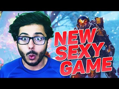 CARRYMINATI PLAYS ANTHEM (PLAYING APEX LEGENDS NOW)