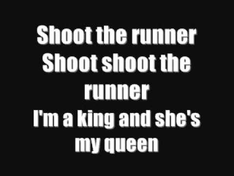 Kasabian - Shoot The Runner Lyrics Mp3