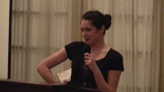 Betsy Gives Team Gag Gifts | Main Line Schools | Harriton High Girls Varsity Basketball Team Banquet