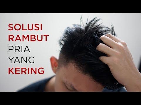 Video Solusi Perawatan Rambut Kering & Rontok untuk Pria + Variasi Fade