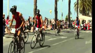 preview picture of video 'Ciclismo IV Triatlón Cross Villa de Santa Pola'