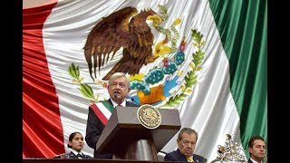 El primer discurso de AMLO como presidente de México, COMPLETO