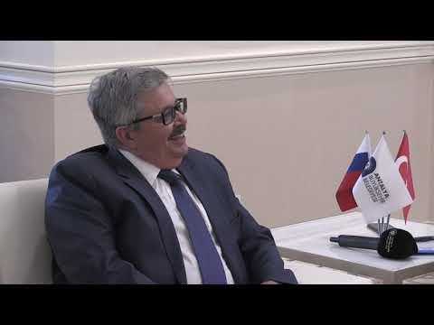Rus Büyükelçisi'nden Büyükşehir'e ziyaret