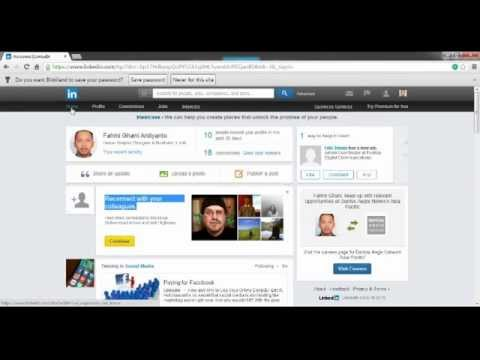 Get yout Perfect resume in LinkedIn