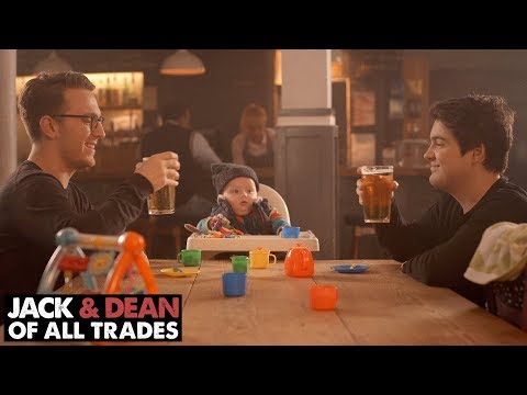 Chůvy - Jack and Dean of all trades (S01E03)