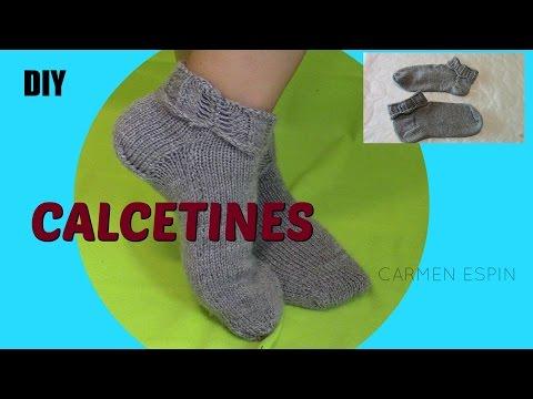 APRENDE HACER CALCETINES:DIY