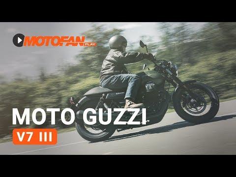 Vídeos de la Moto Guzzi V7 III