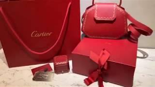 卡地亞最新GUIRLANDE DE CARTIER系列包款開箱