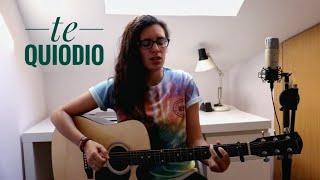 PatriSings2You *TE QUIODIO* [Pol Granch] | Cover Guitarra