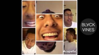 Amateur Acapella Compilation PART 2   Funniest Acapella App Clips