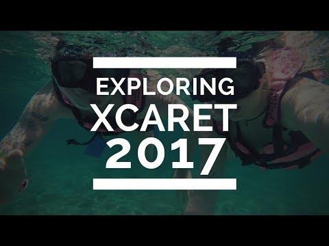 XCARET VLOG 2017 | RIVIERA MAYA | TUI EXCURSIONS