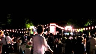 2012年 日比谷公園大盆踊り