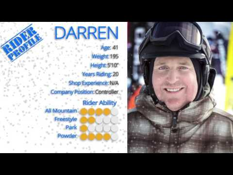 Video: K2 Eighty Seven Snowboard 2017 7 40