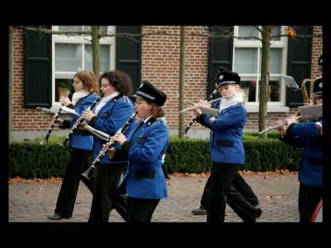 Ode aan drumband en harmonie Zeelandia