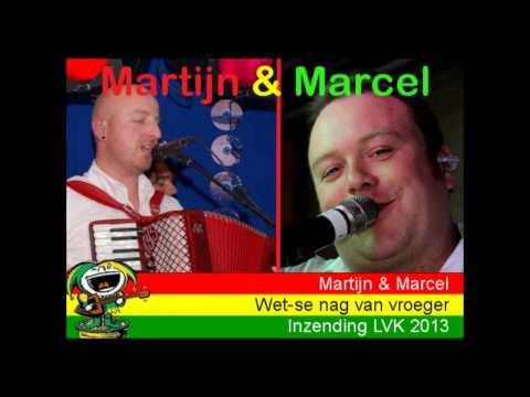 Martijn en Marcel - Wet-se nag van vroeger