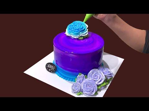 Ideias de decorao de bolo | Como fazer bolo para meu amigo.