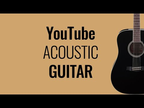 YouTube Acoustic Guitar - Play on YouTube with computer Keyboard