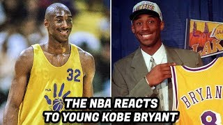 What the NBA Thought of Kobe Bryant Before the NBA Draft