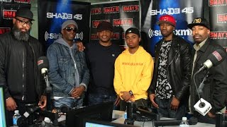Friday Fire Cypher: Shawn Smith & Butta Sahdeez Freestyle Live on Sway in the Morning