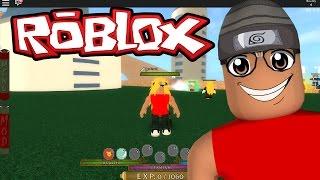Roblox-VidadeShinobiShinobiLife