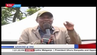 Jubilee leaders back DP Ruto
