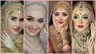 Islamic Wedding Ideas For 2020/Bridal With Hijab Ideas