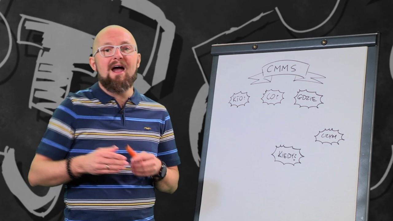 Systemy informatyczne klasy CMMS.