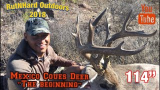 Eli's Mexico Coues Deer Hunt