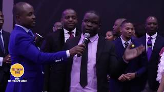 AMAZING: This Pastor thought that PROPHETS ARE FAKE until he met Ps Alph Lukau