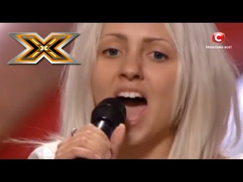 Rihanna - Unfaithful (cover version) - The X Factor - TOP 100