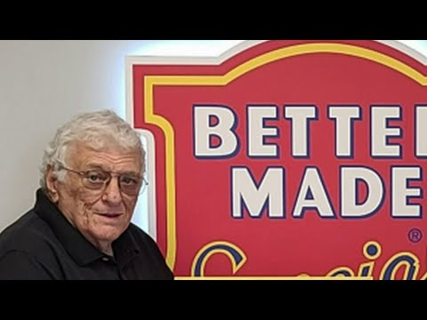 Better Made snack foods CEO Sam Cipriano dies