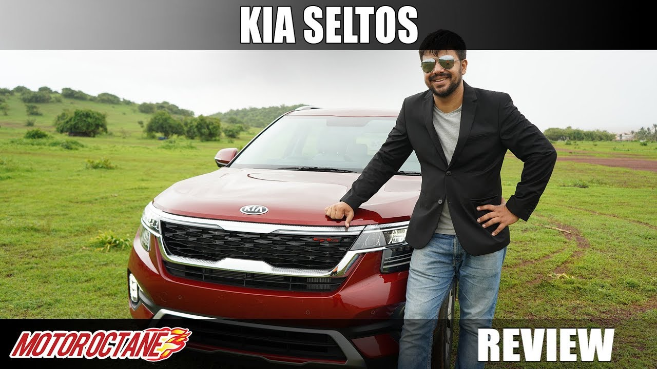 Motoroctane Youtube Video - Kia Seltos Review | Hindi | MotorOctane