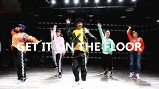 Get It On The Floor(feat.Swizz Beatz) - DMX | YU韩宇  Choreography | GH5 Dance Studio