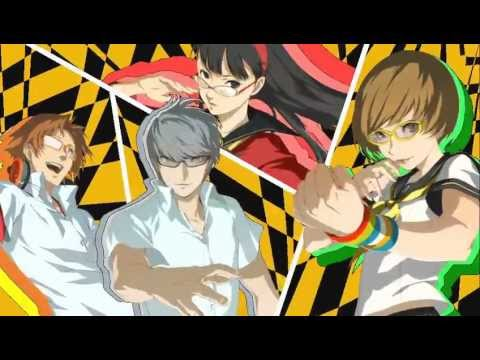 Strike Gold With This Persona 4: Golden Trailer