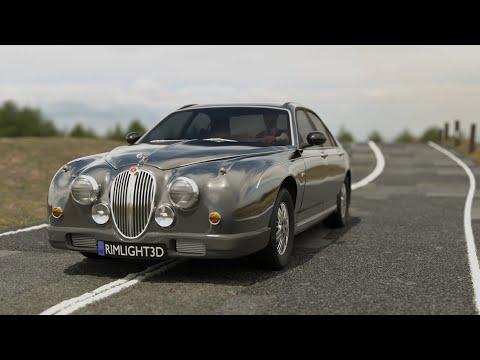 Фото Создал модель нового автомобиля на основе двух старых.