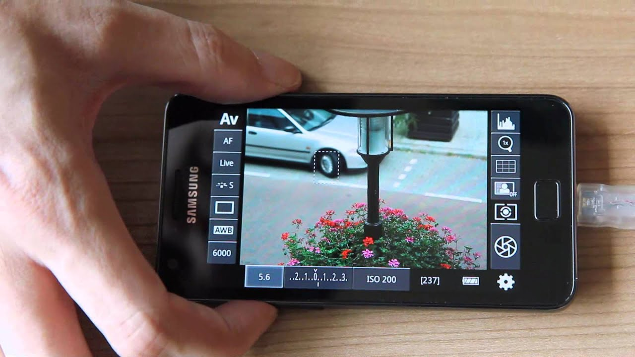 Canon DSLRs Can Be Controlled Using This Android App