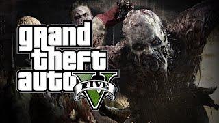 GTA5 왁튜브 독점 작업 : 좀비에게서 탈출하라! : [우왁굳]