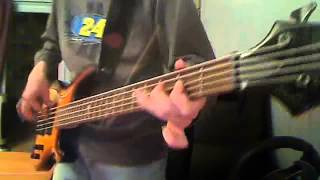 Bass Cover: Twist me to the Left (the Dollyrots)