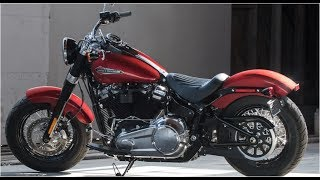 Wicked 2018 Softail Slim