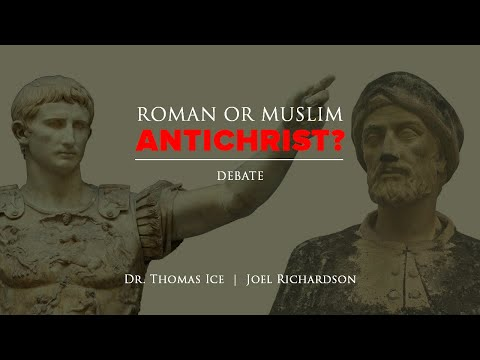 Debate: Joel Richardson vs Tommy Ice: THE ANTICHRIST Roman or Muslim? (Islamic Antichrist Revealed?)