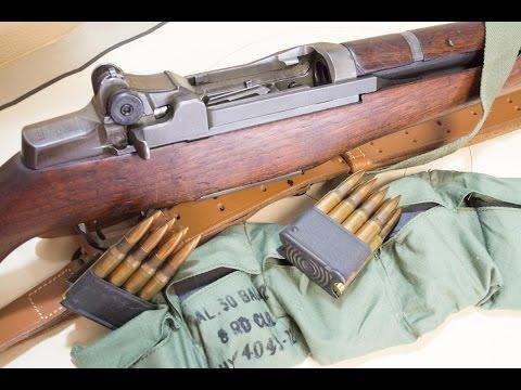 Amazing rare film: M1 Garand Rifle U